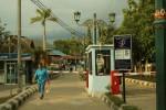 Loket masuk parkir di RSUD Wonosari Gunungkidul (JIBI/Harian Jogja/Ujang Hasanudin)