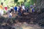 TANAH LONGSOR BOYOLALI : Longsor Tersebar di Musuk, Selo, dan Cepogo