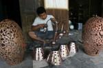 Kerajinan tembaga di Desa Tumang Boyolali. (Sunaryo HB/JIBI/Solopos)