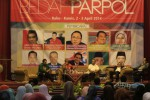FOTO PEMILU 2014 :  Bedah Parpol