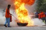 Ilustrasi simulasi kebakaran (JIBI/Harian Jogja/Dok)