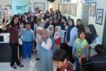 FOTO KUNJUNGAN MEDIA : Lazuardi Kamila Berkunjung ke Solopos