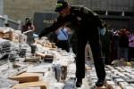 Wow, 7 Ton Kokain Coba Diselundupkan dari Kolumbia!