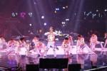 AKTIVITAS EXO : Exo Antusias Ikuti Konser Amal Jackie Chan