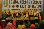 Presiden Jokowi Minta Pemda Alokasikan Anggaran Gaji Guru PAUD