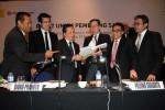 FOTO UNITED TRACTORS : RUPST Bersepakat Bagikan Rp1,92 Triliun