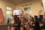 FOTO WAYANG MANUK : Wayang Manuk Nasirun di Balai Soedjatmoko