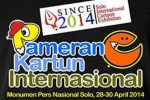 INTERNATIONAL CARTOON EXHIBITION 2014 : Pakarso Pilih Monumen Pers untuk Pameran Kartun Internasional Perdana