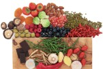 Ilustrasi makanan mengurangi koleeterol (healthmeup.com)
