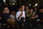 FOTO JOKOWI CAPRES : Jokowi Ke PB NU