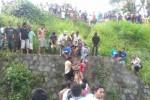 WARGA TENGGELAM DI BOYOLALI : Pemancing Kalap di Bendungan Kali Tikung