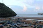 Para nelayan Pantai Baron, Kemadang, Tanjungsari Gunungkidul. (Kusnul Isti Qomah/JIBI/Harian Jogja)