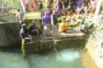 Tradisi Rasulan Dusun Pengkol, Desa Pengkol, Kecamatan Nglipar. (Ujang Hasanudin/JIBI/Harian Jogja)