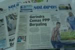 Koran Solopos edisi Selasa (22/4/2014)