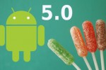 Ilustrasi Android Lollipop (androidpit.com)