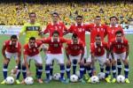 SERI PIALA DUNIA 2014 : Chili, Tim Amerika Selatan yang Tengah Bangkit