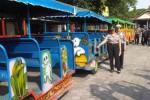 Ilustrasi sepur kelinci. Polisi memeriksa kereta kelinci yang diamankan karena melanggar peraturan lalu lintas (INdah Septiyaning/JIBI/Solopos)