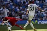 REAL MADRID 3-1 ESPANYOL : Madrid Tundukkan Espanyol, Kemenangan El Real di Akhir Musim
