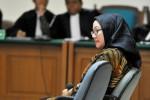 Ratu Atut Chosiyah, terpidana kasus dugaan suap penanganan sengketa pilkada Kabupaten Lebak di Mahkamah Konstitusi. (JIBI/Antara/Andika Wahyu)