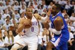 PLAYOFF SEMIFINAL NBA 2014 : Game Kelima Thunder Kalahkan Clippers untuk Memimpin 3-2