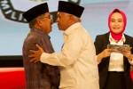 Suasana Debat Cawapres 2014 di Hotel Bidakara, Jakarta, Minggu (29/6/2014). (JIBI/Solopos/antara/Wahyu Putro A.)