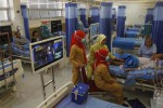 FOTO HEMODIALISIS GRATIS : PMI Solo Berikan Layanan Cuci Darah Gratis