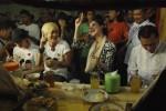 FOTO PILPRES 2014 : Artis Pendukung Prabowo-Hatta Blusukan
