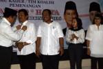 FOTO PRABOWO CAPRES : Tedjowulan Pimpin Tim Prabowo-Hatta