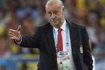 SPANYOL VS CHILE : Del Bosque: Kami Tak Pantas Lolos
