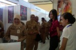 Suasana job fair (JIBI/Solopos/Dok.)