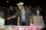 Ketua Umum Pimpinan Pusat (PP) Pemuda Panca Marga (PPM), Lulung Lunggana berziarah ke makam mantan Presiden Soeharto di Astana Giribangun, Rabu (25/6/2014). iarah tersebut merupakan rangkaian safari kebangsaan yang digelar PPM sejak 21 Juni. (JIBI/Solopos/Mariyana Ricky.P.D)
