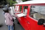 KULINER SOLORAYA : Mobile Food Van Ramai-Ramai Tawarkan Aneka Menu