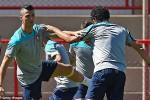 PIALA DUNIA 2014 : Spesial Lawan Ghana, Ini Dia Gaya Rambut Baru Ronaldo