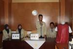 Rompi Antiradiasi karya mahasiswa UGM (Arif Wahyudi/JIBI/Harian Jogja)