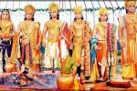 Drupadi yang melakukan poliandri di serial Mahabharata (indiaopines.com)