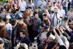 FOTO HASIL PILPRES 2014 : Jusuf Kalla Berterima Kasih kepada Makassar