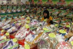 FOTO INFO BELANJA : Parsel di Carrefour Solo Paragon Mulai Rp80.000