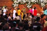 Begini Suasana Open House Capres Terpilih Pilpres 2014 Joko Widodo alias Jokowi di Graha Sabha Buana, Sumber, Banjarsari, Solo, Jawa Tengah, Rabu (30/7.2014). (Ardiansyah Indra Kumala/JIBI/Solopos)