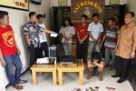 FOTO PENCURIAN SOLO : Sindikat Pembobol Rumah Ditangkap Polisi