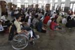 FOTO RAMADAN 2014 : Pesantren Kilat Ini Khusus Anak Difabel