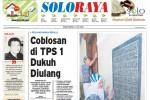 SOLOPOS HARI INI : Soloraya Hari Ini: Coblosan 1 TPS di Sukoharjo Diulang hingga Penyandang Disabilitas Tuntut Bantuan Usaha