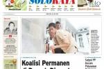 Halaman Soloraya Harian Umum Solopos edisi Rabu. 16 Juli 2014