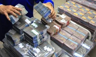 Ilustrasi uang kertas rupiah. (Abdullah Azzam/JIBI/Bisnis)