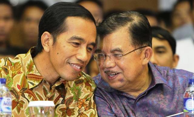 PELANTIKAN PRESIDEN INDONESIA KE 7, PRESIDEN JOKO WIDODO & WAKIL PRESIDEN JUSUF KALLA RESMI DILANTIK