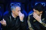 Jose Mourinho dan asistennya Aitor Karanka saat masih melatih di Madrid. Ist/talksport.com