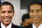 Barack Obama dan Joko Widodo (Talkmen.com)