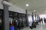 Kondisi ruang keberngkatan baru Terminal Tirtonadi Solo (Septian Ade Mahendra/JIBI/Solopos)