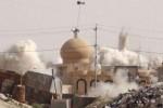 Masjid di Irak yang dihancurkan oleh militan ISIS (foxnews.com)