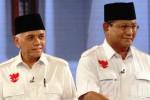 Pasangan capres-cawapres Prabowo Subianto (kanan) dan Hatta Rajasa (Rahmatullah/JIBI/Bisnis)
