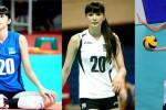 Pemain voli cantik asal Kazakhstan, Altynbekova Sabina (9gag.com)